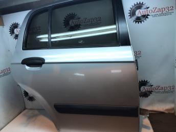 Дверь задняя правая Hyundai Getz