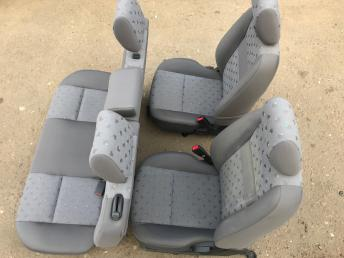 Сиденье комплект Hyundai Getz