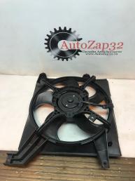 Диффузор вентилятора охлаждения Hyundai Elantra XD