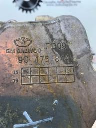 Крышка КПП задняя Daewoo Nexia 96175844