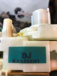Переключатель стеклоочистителей подрулевой Kia Spectra KAS2SEH1