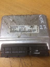 Блок управления двигателя Hyundai Sonata 5 39100-23650