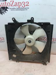 Диффузор вентилятора охлаждение Kia Rio 0K30B15025C