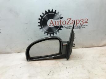 Зеркало левое Hyundai Getz 876201C310