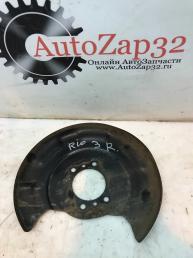 Пыльник тормозного диска задний правый Kia Rio 3