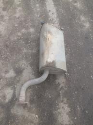 Задняя банка глушителя Chevrolet Epica