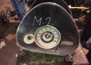 Панель приборов Mazda 2