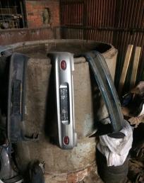 бампер задний Hyundai Sonata 4