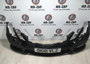 Передний бампер Mercedes W212 AMG  А2128800840 А2128800840