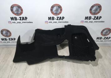Обшивка багажного отделения правая Merсedes W212  А2126901441 А2126901441