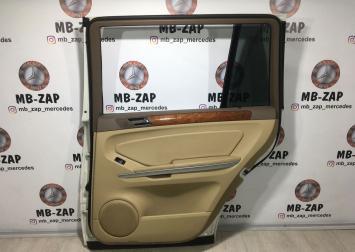 Дверь правая задняя Mercedes X164