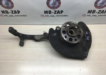 Левый поворотный кулак Mercedes W221 А2213323501 А2213323501