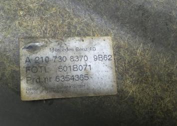 Задняя левая дверная карта Mercedes W210 А2107308370 А2107308370