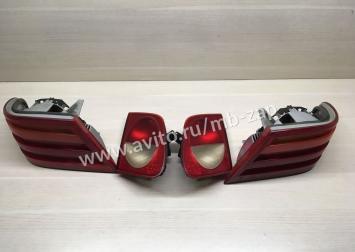 Фонарь задний левый Mercedes W210 А2108204364 А2108204364