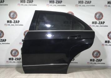 Дверь задняя левая Mercedes W212  А2127300105 А2127300105