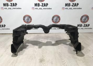 Воздуховод с расходомерами Mercedes М642 А6420943497 А6420943497