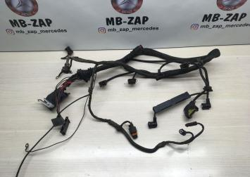 Проводка моторная Mercedes W210  А2105403206 А2105403206