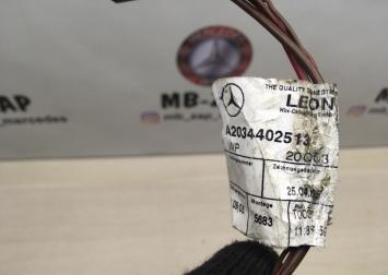 Жгут двери передней левой Mercedes W203 А2034402513 А2034402513