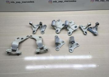Комплект дверных петлей Mercedes X164  А1647400337 А1647400337