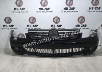 Бампер передний Mercedes W219 А2198800040 А2198800040