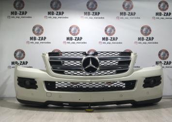 Передний бампер Mercedes X164  A1648851325