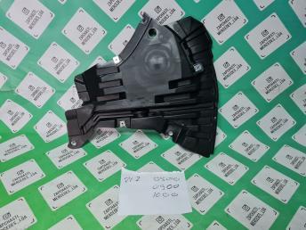 CL 217 защита бампера мерседес 4 мatic