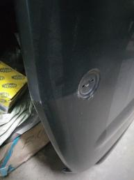 Капот вмятина Mercedes W164 ML 2005-2011