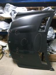 Капот дефект Mercedes W164 ML 2005-2011