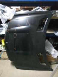 Капот повреждён Mercedes W164 ML 2005-2011