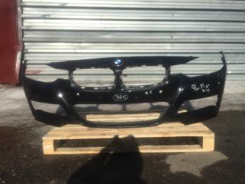 Бмв 3 ф30 BMW F30 Бампер передний