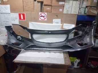 Бампер передний Mercedes W117 CLA 2013