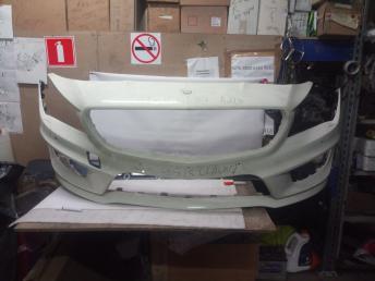 Бампер передний white Mercedes W117 CLA 2013