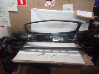 Бампер передний Mercedes W246 B 2011