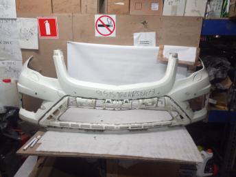 Бампер передний Mercedes X204 GLK 2008 Rest