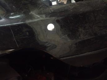Mercedes W 166 GL штатный бампер передний