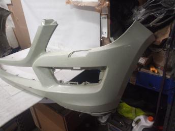 Передний бампер white Mercedes W166 ML/GLE 2012