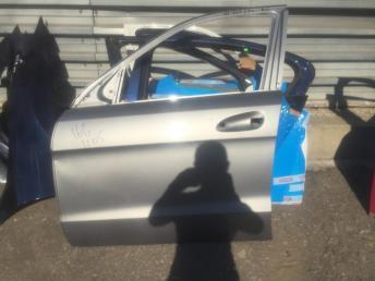 Дверь передняя левая. Mercedes W166 ML/GLE 2012>