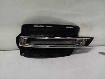 Mercedes W 204 glk amg сетка с хромом на ходовой