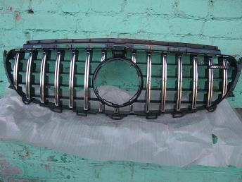 Решетка радиатор Mercedes W 213 а GT line