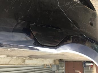БМВ Ф10 F10 Крышка  омывателя фар  правая рест