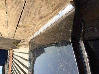 Дверь задняя левая Mercedes W222 S 2013