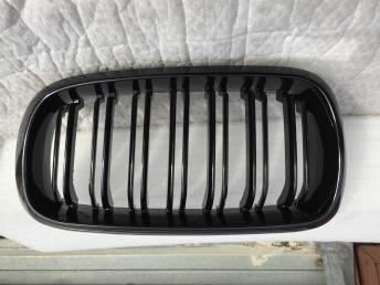 Решетка радиатора черная BMW X5 F15 2013