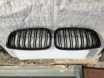 БМВ Ф34 BMW F34  решетка радиатора черная