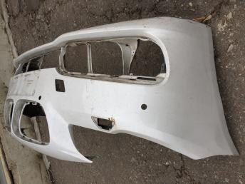 БМВ 5 Ф10 BMW F10 Бампер передний