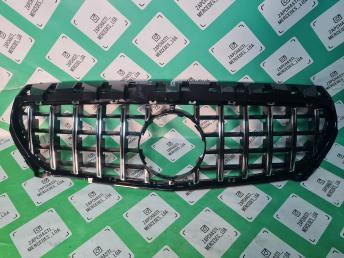 решетка радиатора  Мерседес W117 CLA GT хром