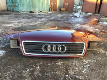 Ауди Audi а6 c5 A6 C5 капот