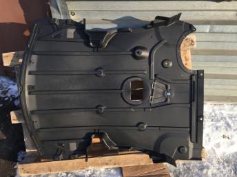 БМВ 3 Е90 E90 Защита двигателя