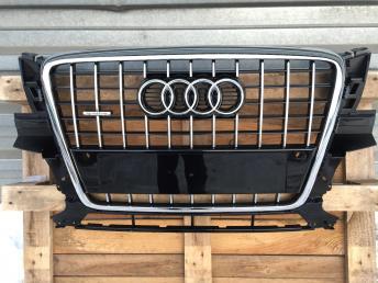 Ауди ку5 Audi Q5 решётка радиатора