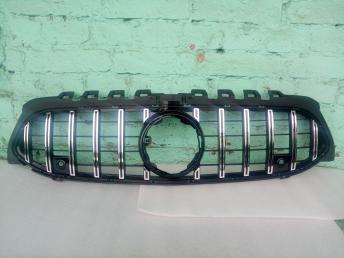 Решетка радиатора Mercedes W 177 A решетка  GT хро