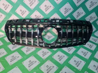 Решетка радиатора Mercedes W 176 A GT хром